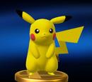 Lista de trofeos de Pokémon en Super Smash Bros. para Wii U