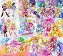 Pretty Cure All Stars Super Festival!
