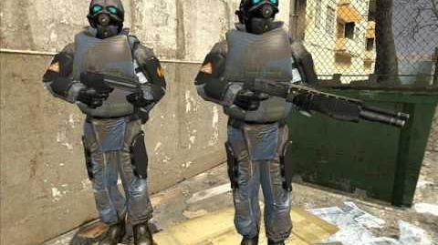 - Half Life 2 - Overwatch Combine Soldier Voices (Spanish)