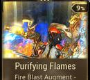 Flammes Purifiantes