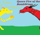 Queen Fire