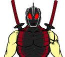 Posthuman/Demon hybrid