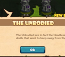 The Unbodied