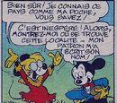 Pseudonyme de Minnie Mouse