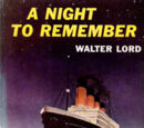 A Night to Remember (book)