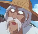 Abuelo de la playa