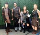 XD1/Vikings and Shield Maidens SDCC Bonus Points!