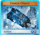 Freeze Object