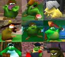 Противники в Spyro the Dragon