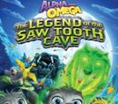 Alpha and Omega: The Legend of The Saw-Tooth Cave (Gallery)