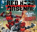 Red Hood/Arsenal Vol.1 2