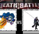 Meta Knight VS Sephiroth
