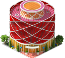 Real World Buildings of Megapolis