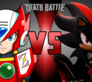 Shadow the Hedgehog VS Zero