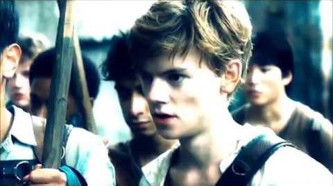 Thomas & Newt We are a Secret