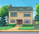 Compson family's house (Elwood City)