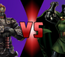'Nintendo vs Marvel' themed Death Battles