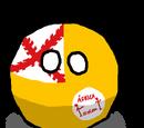 Spanish West Africaball