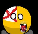 Spanish Santo Domingoball