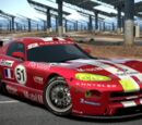 Dodge Viper GTS-R Team Oreca Race Car '00