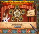 Playground Topup Bonus Reward