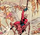 Hormigas de Ant-Man
