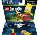 71211 Simpsons Bart Fun Pack