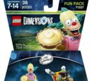 71227 Simpsons Krusty Fun Pack