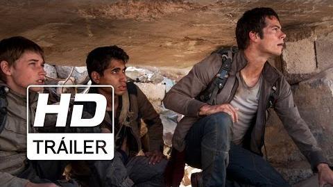 Maze Runner Prueba de Fuego Trailer Oficial HD
