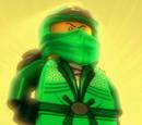 Green/Golden Ninja
