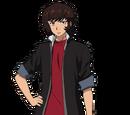 Akira Fudo (009 vs. Devilman)