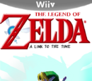 The Legend of Zelda: A link to the time