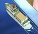 Even the Ham-Hams Get Seasick!