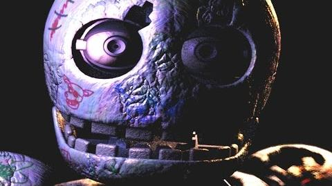 "Five Nights At Candy's Night 3 Complete ""Nightmare Blank"""