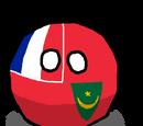 French Mauritaniaball