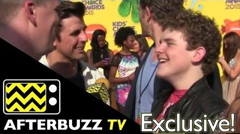 The Cast of Henry Danger @ The 2015 Kids Choice Awards AfterBuzz TV