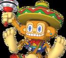 Samba de Amigo Characters