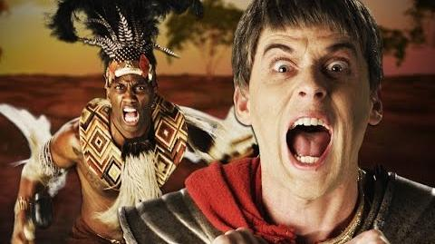 Shaka Zulu vs Julius Caesar