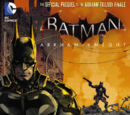 Batman: Arkham Knight Vol 1