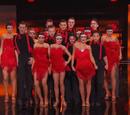 Season 10 Dance Groups