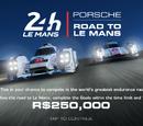 Дорога на Le Mans