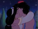 Aladdin and Jasmine Kiss (1) - The Return of Jafar.png