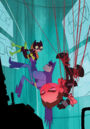 Grayson Vol 1 10 Textless Teen Titans Go! Variant.jpg