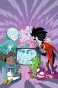 Teen Titans Vol 5 10 Textless Teen Titans Go! Variant.jpg