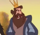 King (The Devil's Three Golden Hairs)