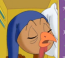 Tired Turkey