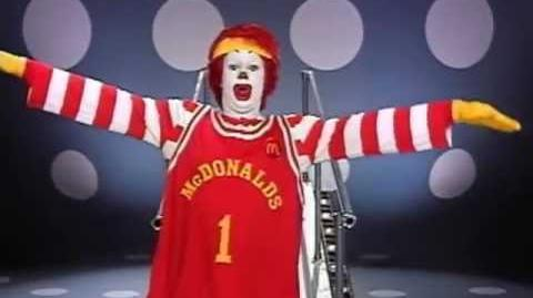 McDonald's Activation Station