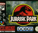 Jurassic Park (SNES video game)