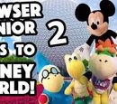 Bowser Junior Goes To Disney World! Part 2