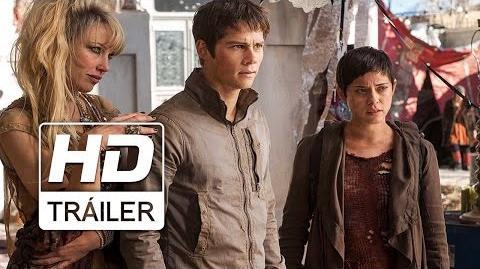 Maze Runner Prueba De Fuego Trailer Oficial 2 Doblado (HD)